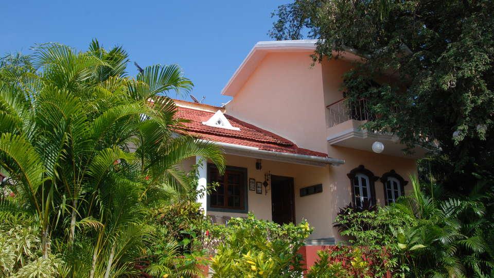 The Bungalows Light House, Goa Goa Villa Overview