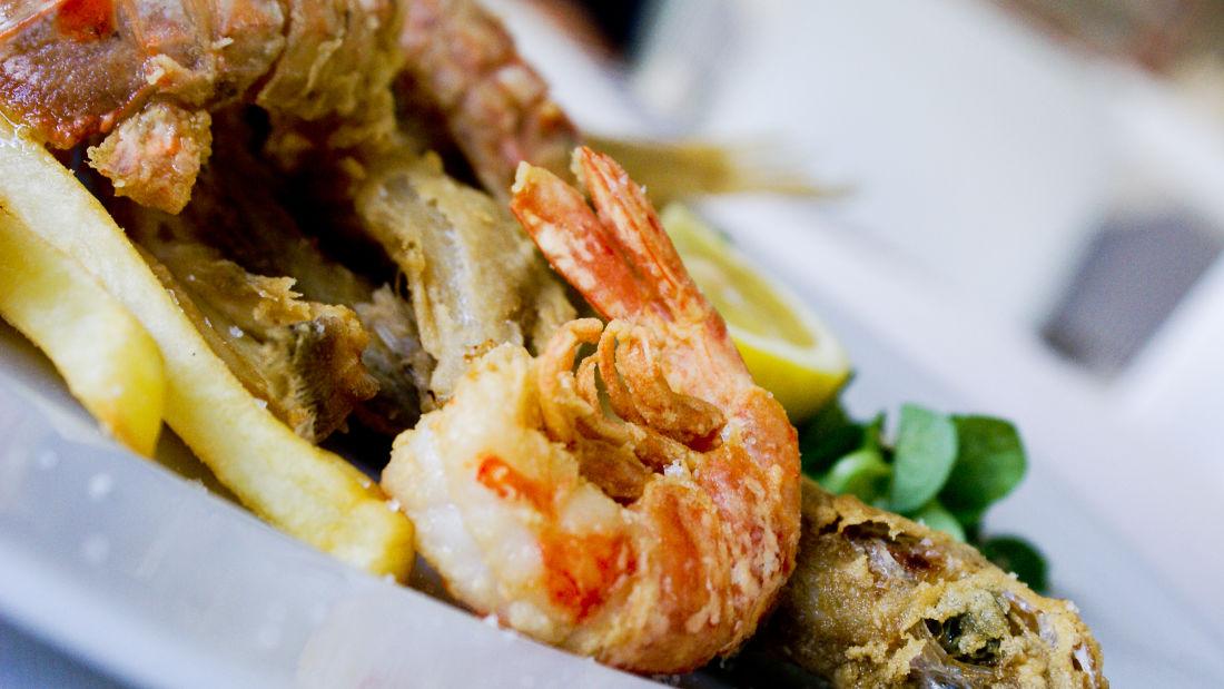 Canva - Shrimp Dish