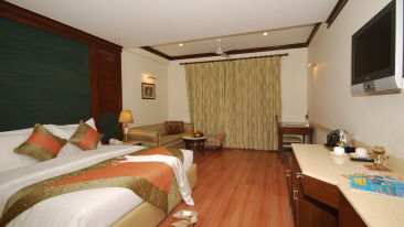Deluxe Rooms at our hotel in Mussoorie, Rooms in Mussoorie, Hotel Madhuban Sarovar Portico, Mussoorie