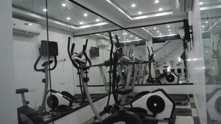 Hotel The Space, Udaipur Udaipur Gym Hotel The Space Udaipur1