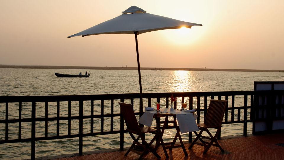 Estuary deck Sunset 2