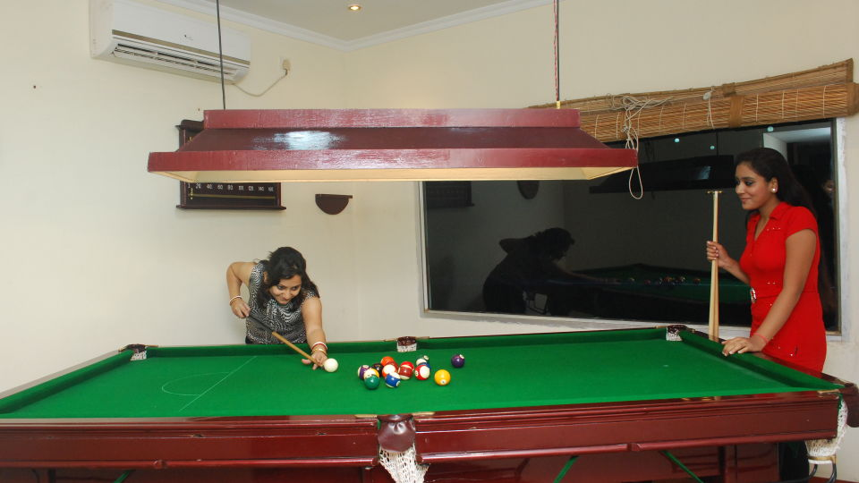 Game Room at Polo Floatel Calcutta Kolkata  Hotel Facilities in Kolkata  Hotels in Kolkata 1
