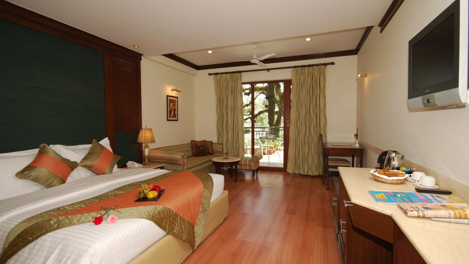 Spacious rooms in Mussoorie, Hotel rooms in Mussoorie, Hotel Madhuban Sarovar Portico, Mussoorie