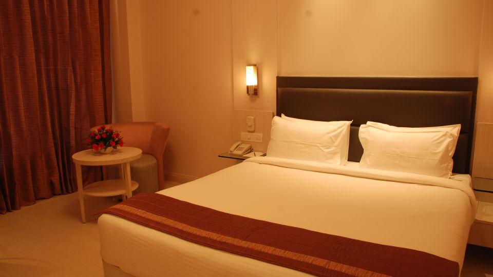 Deluxe Rooms at Hotel Sarovar Portico Naraina New Delhi 9