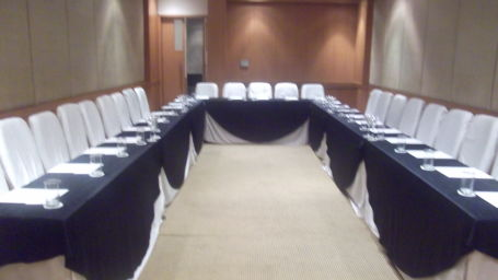 Emerald - Banquets and Meetings at The Grand Hotel New Delhi