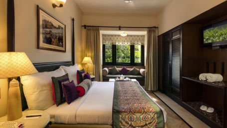 Accommodation-Jehan Numa Palace Bhopal- hotel rooms in bhopal