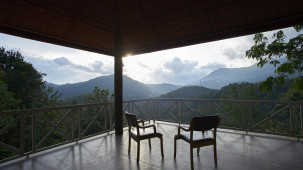 Valley View Room at Summit Bird s Valley Resort Spa Munnar 2
