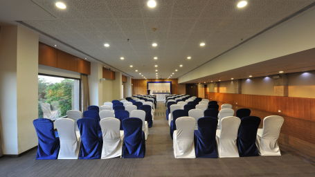 conference hall at Narayani Heights, conference hall in ahmedabad 1