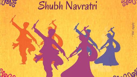Subh Navratri at TGI Hotels and Resorts