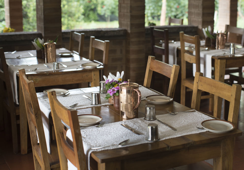 Restaurant at Our Native Village - resorts near bangalore 126