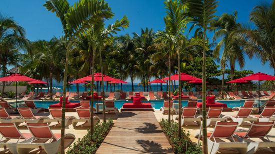 S Hotel Jamaica Main pool