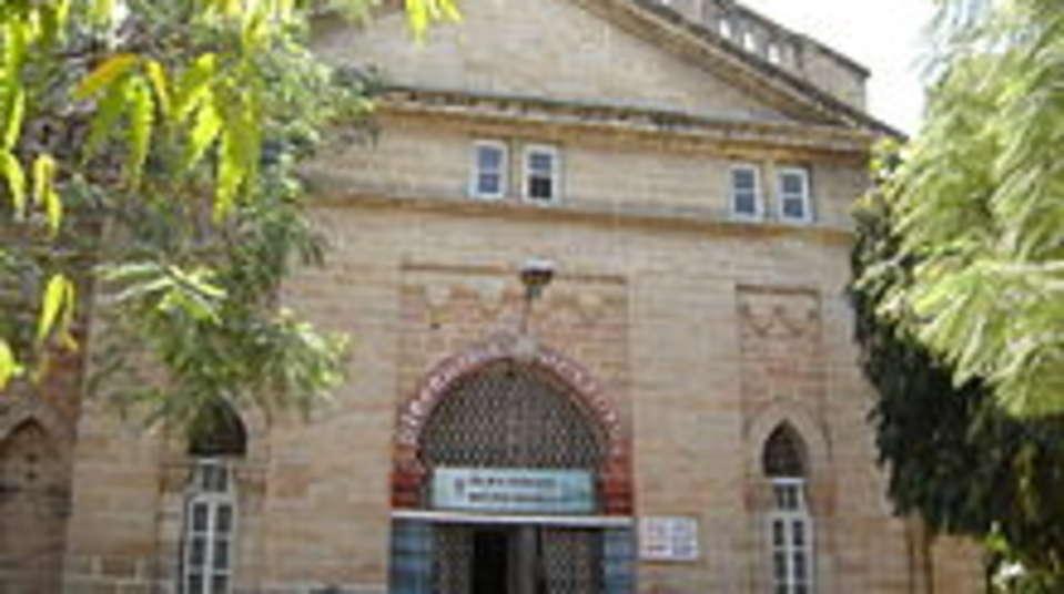 Watson s Museum, tourist attractions near Marasa Sarovar Portico, Rajkot