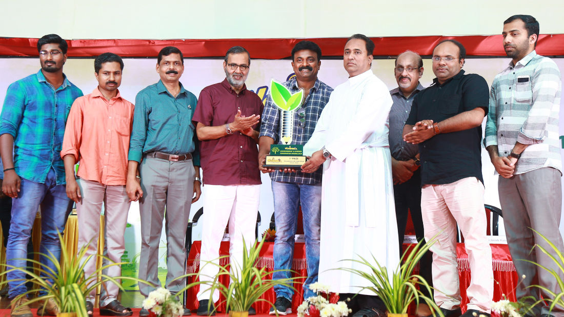 Winners WEECA 2018 at Wonderla Parks and Resorts