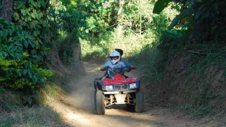 Heritage Resort Coorg Coorg Quad Biking Indoasia Hotels