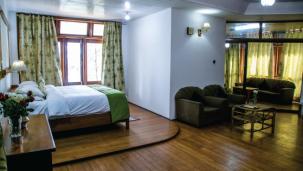 presidential-suite Niraamaya Retreats Aradura Kohima Kohima Hotel in Nagaland