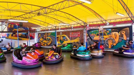 Black Thunder Water Theme Park - Dashing Car - Demo 9