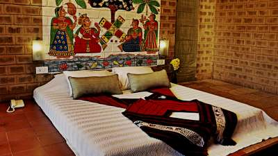 Boudoir at Our Native Village - resorts near bangalore 94