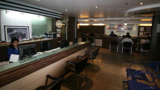 Travel Desk, Hotel Southern, Budget Hotel in New Delhi