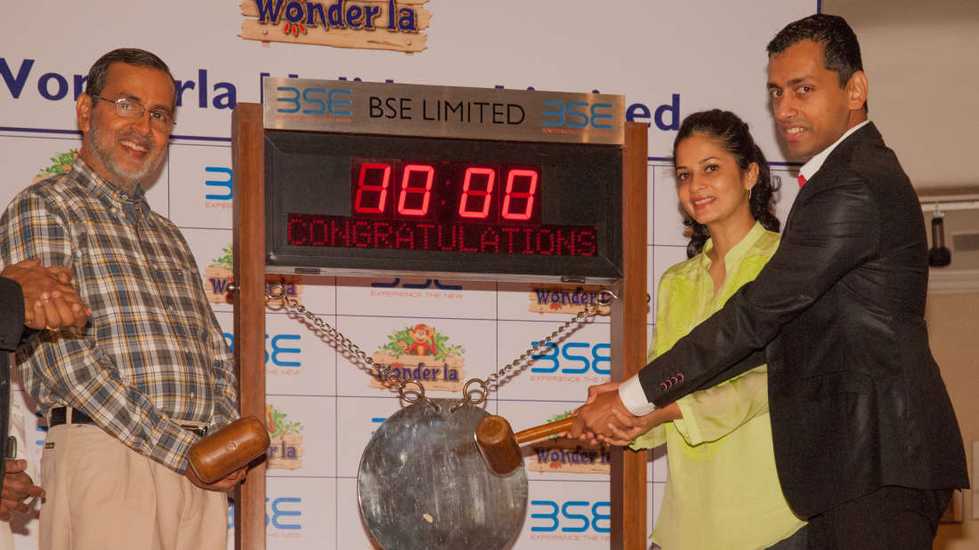 IPO at Wonderla Amusement Parks & Resort