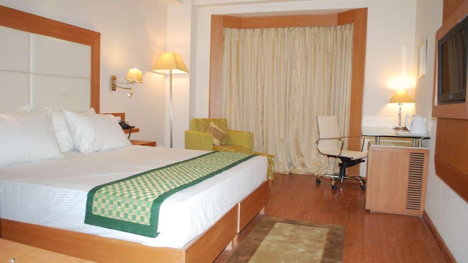 Deluxe Rooms,Ambrosia Sarovar Portico, Haridwar