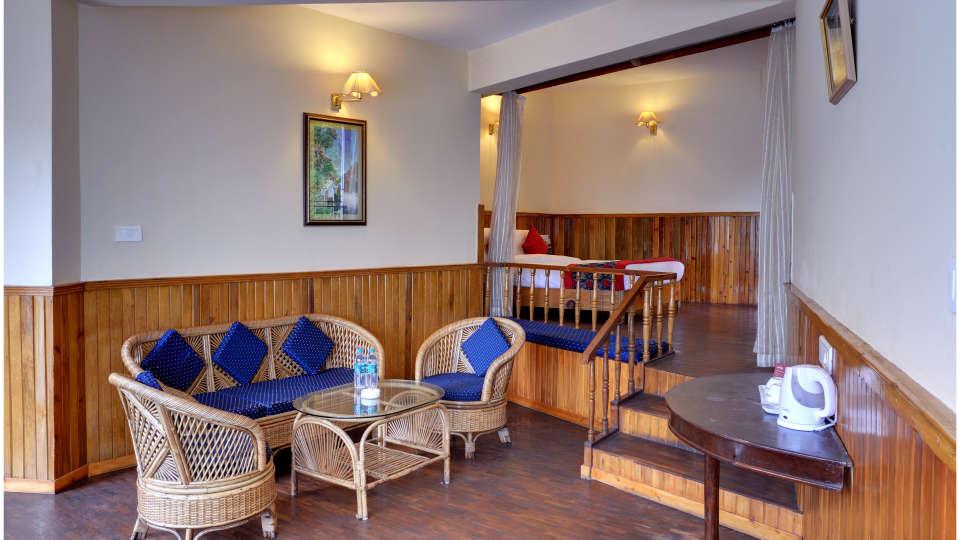 Suite Summit Newa Regency Spa Pelling Hotels in Pelling