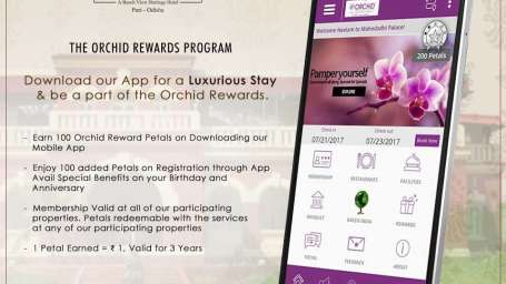 Orchid Rewards,Mahodadhi Palace