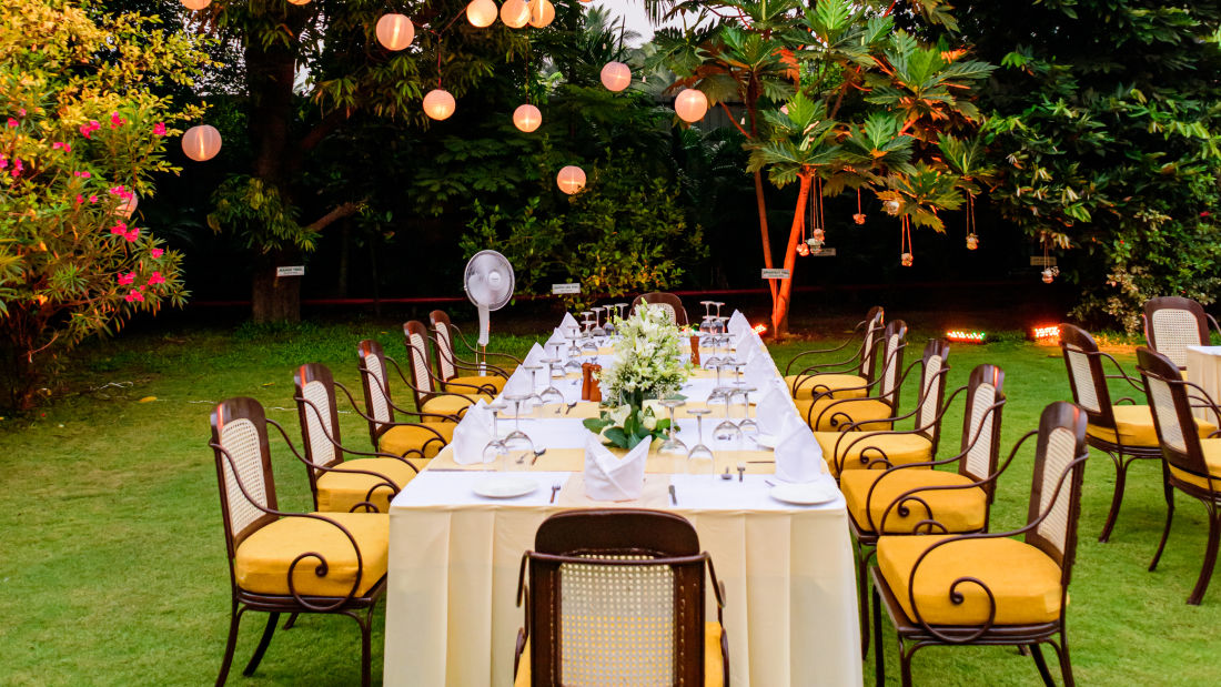 Heritage Village Resort and Spa, Boutique Resorts Goa, Exclusive Dining Experience 9