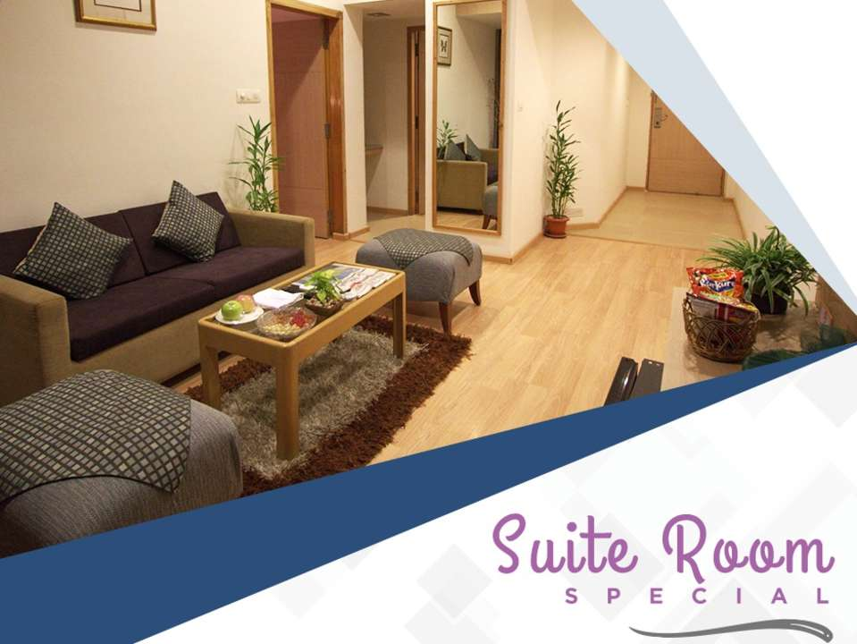 Suite Room Special at VITS Bhubaneswar
