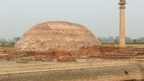 Ananda Stupa,Mahagun Sarovar Portico Suites Vaishali, Hotels in vaishali