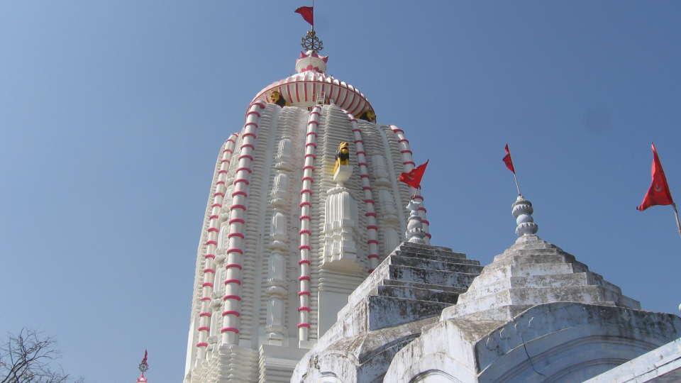 Jaganath Temple  Ranchi