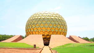 Matrimandir Hotel  Le Dupliex Pondicherry  pondicherry hotels