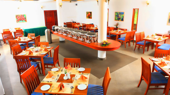 Best Restaurants in Thekkady, Places to eat in Thekkady-3, Abad Green Forest, Thekkady-23