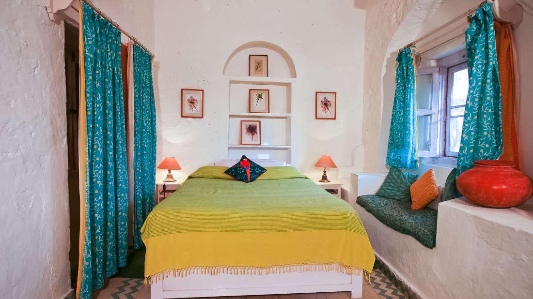 Hill Fort Kesroli Kesroli Tota Mahal Hotel Hill Fort Kesroli alwar Rajasthan 2