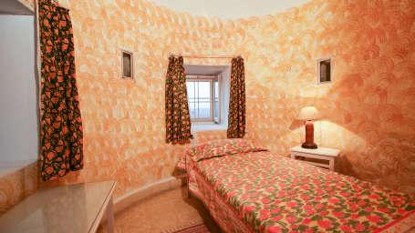 Hill Fort Kesroli Kesroli Teetar Mahal Hotel Hill Fort Kesroli Alwar Rajasthan 2