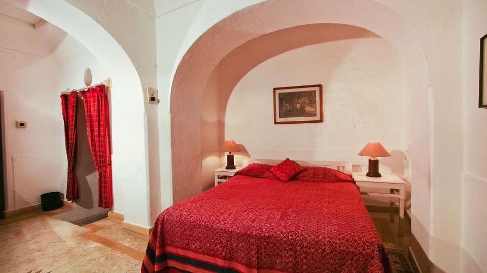 Hill Fort Kesroli Kesroli Raunak Mahal Hotel Hill Fort Kesroli Alwar Rajasthan 2