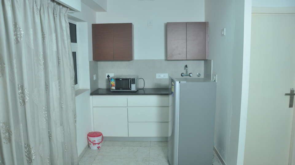 Deluxe Suite - Kitchen Area