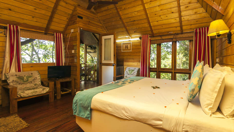 Great Escapes Resort, Munnar Munnar Tree House Great Escapes Resorts Munnar 2