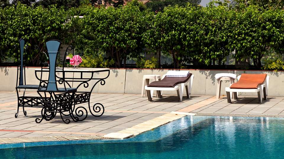 Poolside Clarks Avadh, hotel near gomti river in Lucknow, Luknow Hotel 6