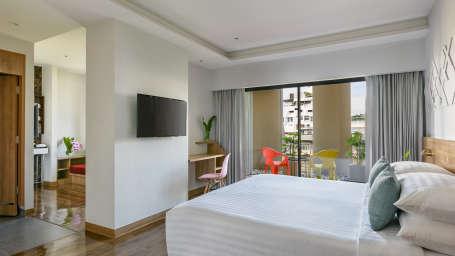 Hotel Vela Be Bangkok Ratchathewi - Vela Suite Room