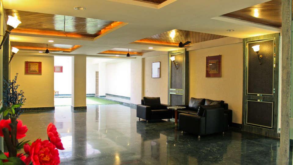 The Palm Resort, Bhilwara Bhilwara Lobby The Palm Resort Bhilwara