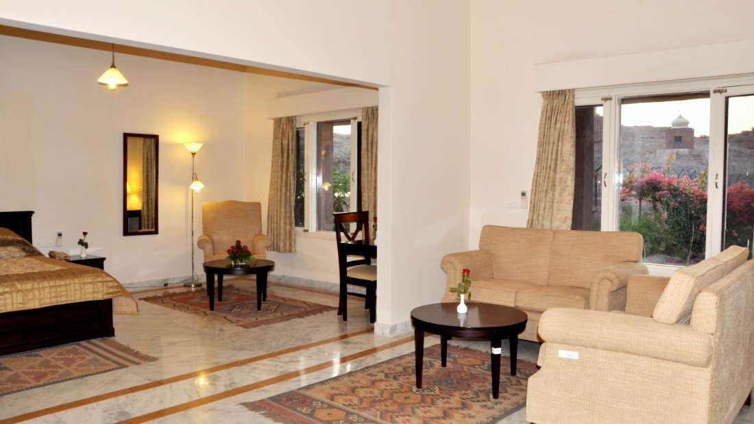 Vintage Suite at Bijolai Palace Hotel Jodhpur-Jodhpur
