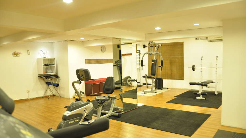 Hotel Atithi, Pondicherry Pondicherry Fitness Centre Hotel Atithi Pondicherry