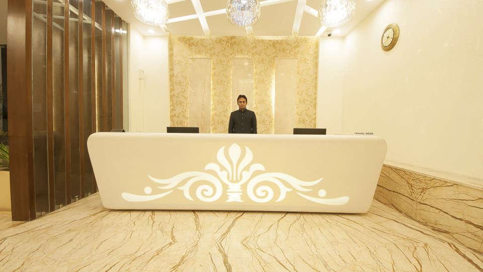 Le ROI Haridwar Hotel Haridwar Reception Le Roi Haridwar Hotel