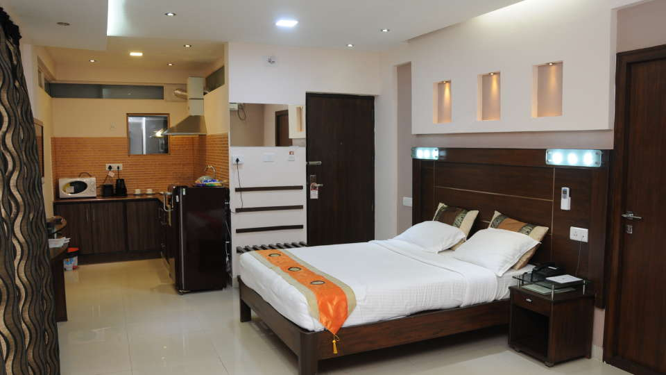 Maple Suites Serviced Apartments, Bangalore Bangalore DSC 4992