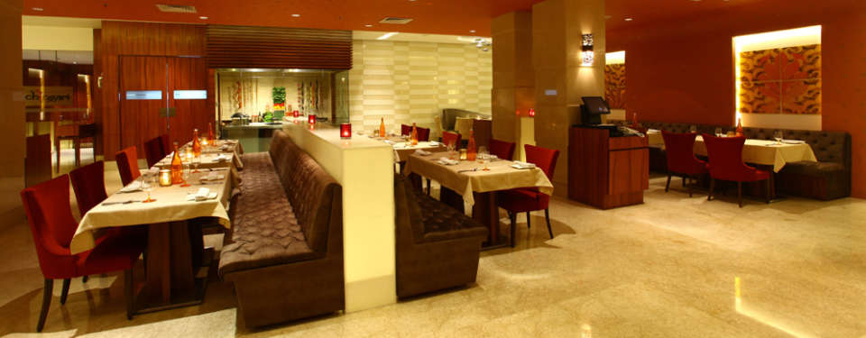 Chingari-Indian Restaurant Park Plaza East Delhi 2