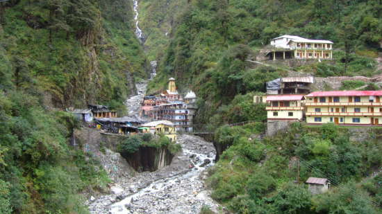 Yamunotri Shaheen Bagh. Char dham temples