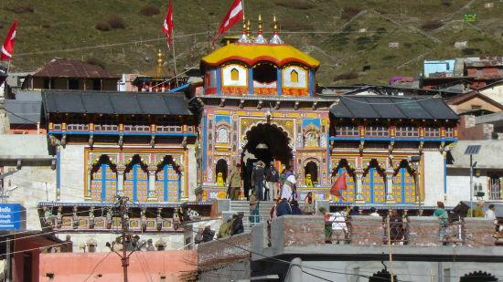 Badrinath Shaheen Bagh. Char dham temples