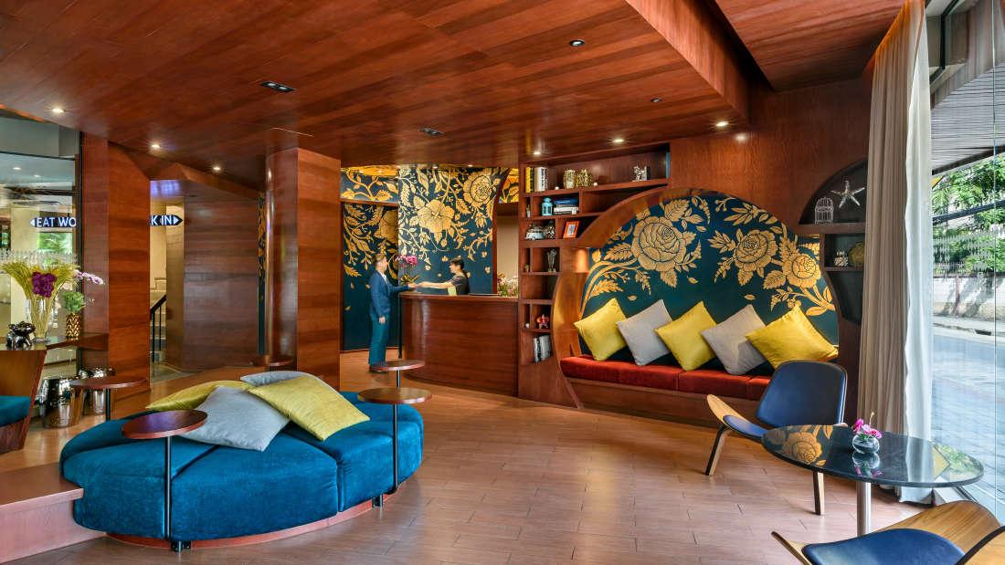 Hotel Vela Be Bangkok Ratchathewi - Lobby C