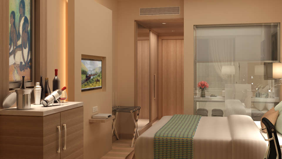 Executive Rooms at Golden Sarovar Portico, Amritsar