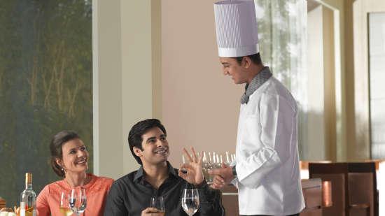 Happy dining at Sarovar Hotels 7